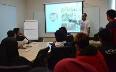 Workshop Strategi IP Development Business