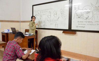 Dorong Siswa Ahli Dalam Animasi, Udinus Beri Pelatihan Siswa SMA Sedes Sapientiae Semarang