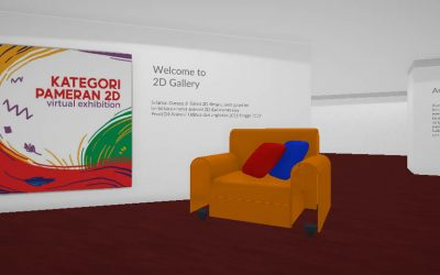 Progdi Animasi Akan Gelar Virtual Exhibition